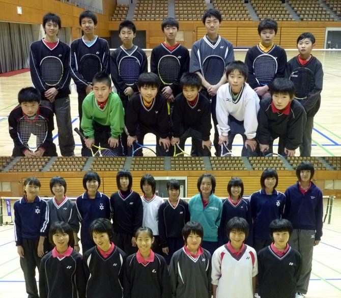 ソフトテニスチャンピオン